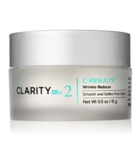 C-Results Wrinkle Reducer jar