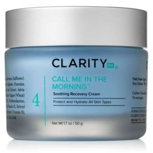 Call Me In The Morning ™Soothing Recovery Cream jar