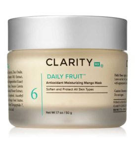 Daily Fruit Antioxidant Moisturizing Mango Mask jar