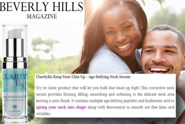ClarityRx in Beverly Hills Magazine