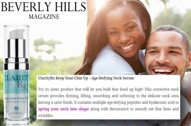 ClarityRx in Beverly Hills Mag