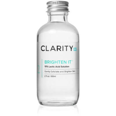 Brighten It 10% Lactic Acid Solution bottle