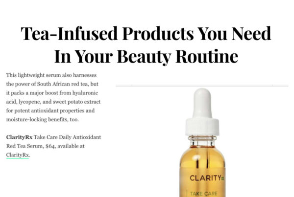 Refinery 29 article clipping