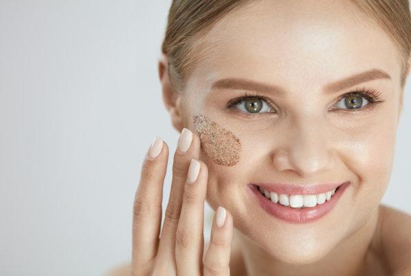benefits of exfoliating Face Skin Scrub
